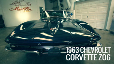 1963 CORVETTE MAIN IMAGE