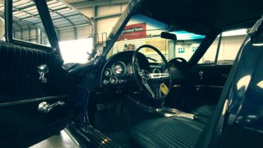 1963 corvette 8